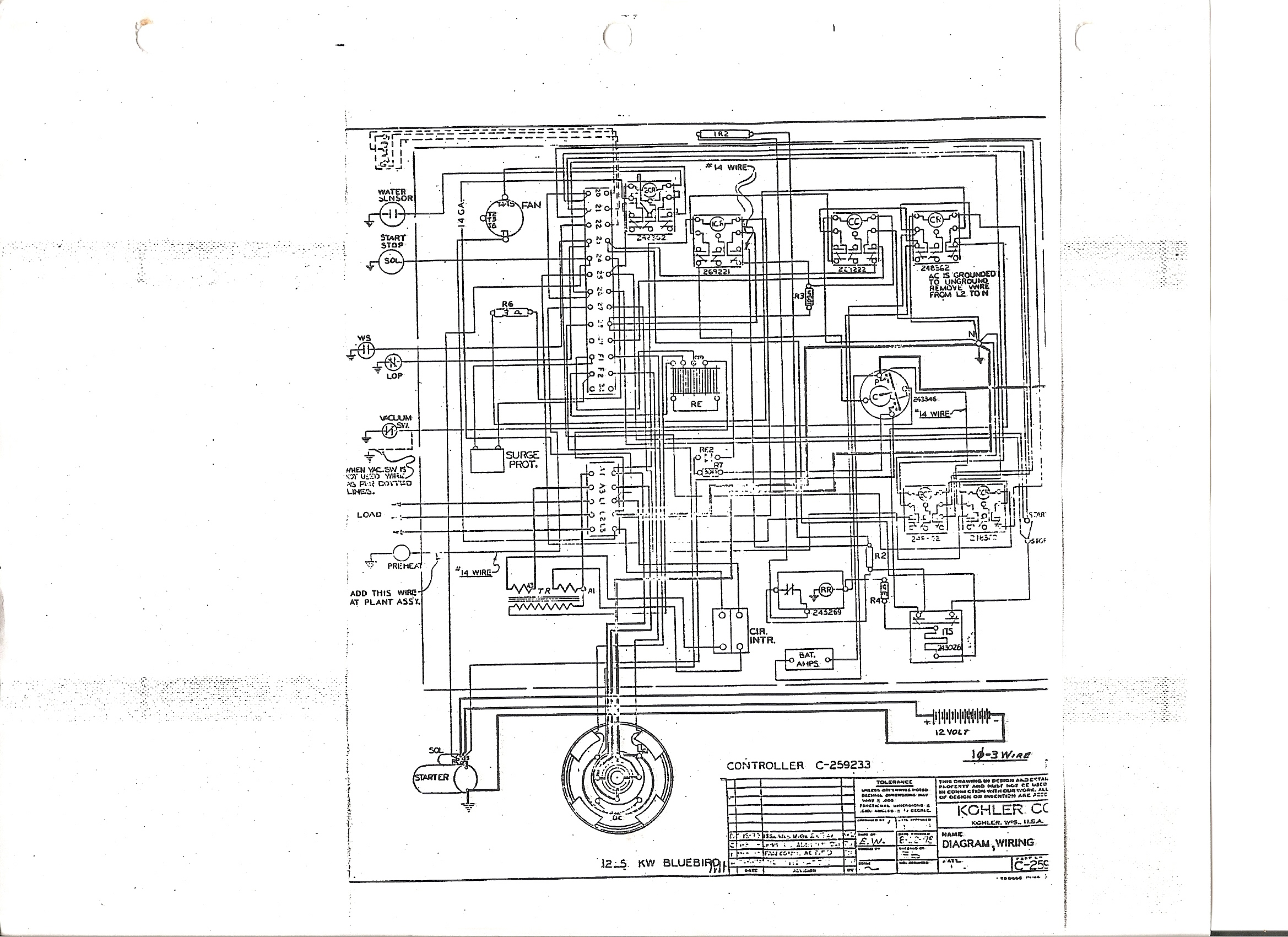 ... Kohler 20 Hp Engine Fuel Pump likewise 6qcln Kohler Ch20s Engine Hobart  Welder Ch ion 10 ...